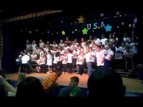 Jason' s Eustis Elementary School End of year prog