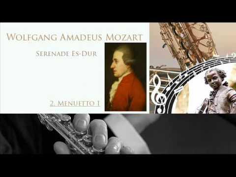 W. A. Mozart Serenade Es-Dur KV 375 2/5