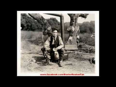 Buster Keaton BBC Interview and 150 Keaton images