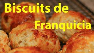 Receta de Biscuits de franquicia y Biscuit Recipe