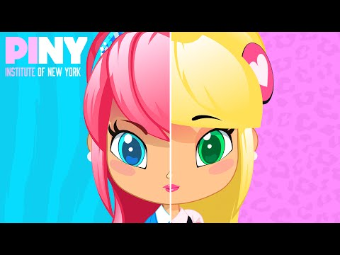 ♬ PINY Institute of New York ♬- VIDEOCLIP Ufficiale ❤❤❤