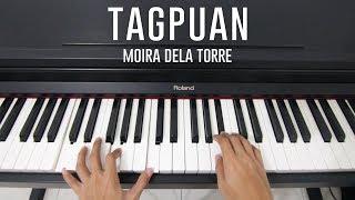 Moira Dela Torre - Tagpuan (Piano Cover)