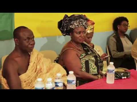 INAUGURATION OF AKWAABA MOVEMENT ASSOCIATION IN FRANCE (MARSEILLE) 2017