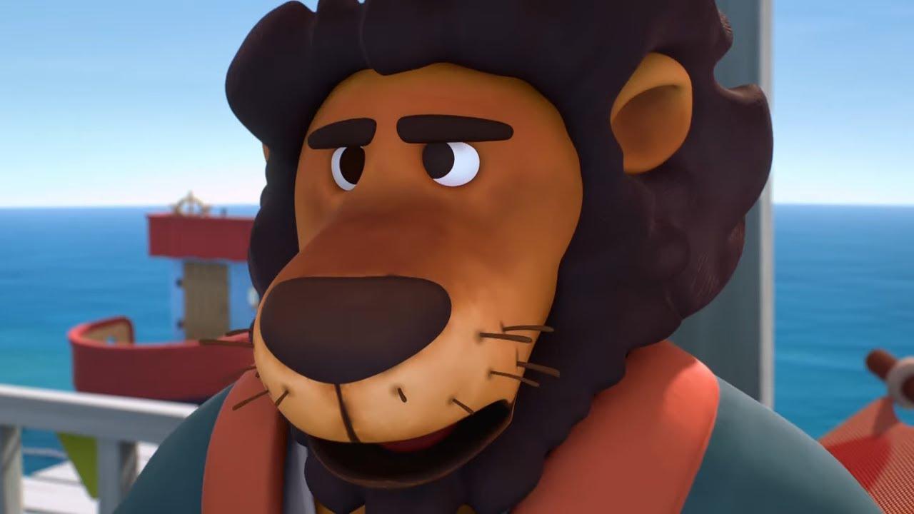 Приключения медвежонка Расмуса — Вечеринка — Новые мультфильмы для детей
