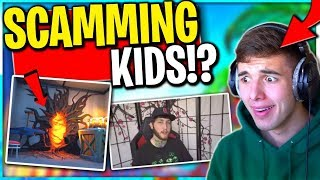 Youtuber Called Out by Epic for Faking Content!? Faze Banks Says How Much Tfue Made Last Year..