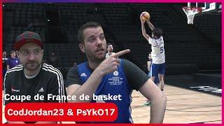 PsyKo17 et CodJordan23 : basketteurs AU TOP !!