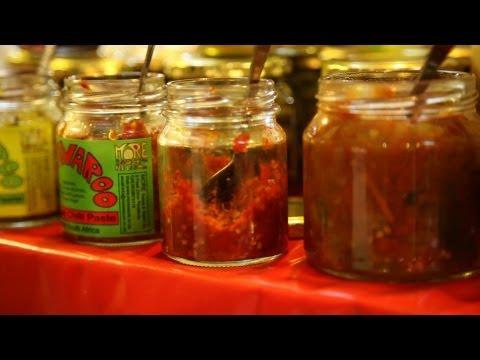 Home-made chilli @ Tokai Earth Fair Market Part 2