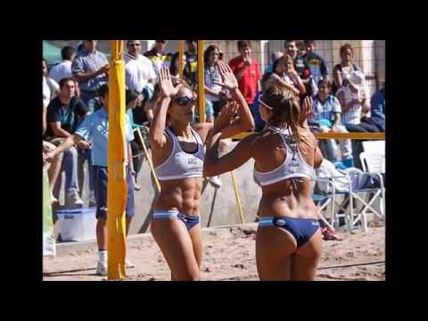 women's beach volleyball ☠