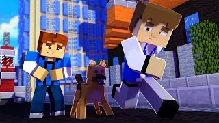 Minecraft Recess - RUN AWAY !?
