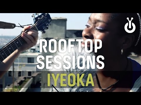 Iyeoka - Simply Falling I Babylon Rooftop Sessions