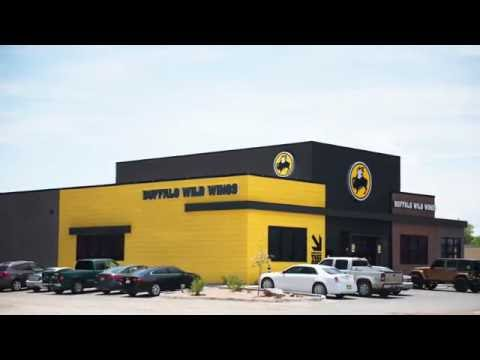 Time Lapse of Buffalo Wild Wings Carlsbad