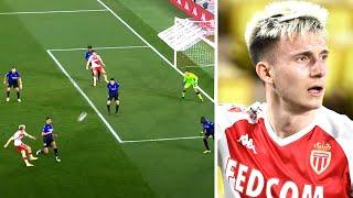 ГОЛОВИН сыграл 25 минут за Монако и вот ЧТО ОН УСПЕЛ за это время Монако Ницца 2 1