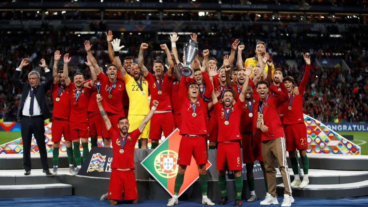 UEFA Nations League 2019 Extended Highlights// Final ...