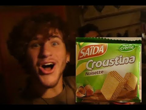 "American Teenagers Go Wild after eating Tunisian chocolate ""Croustina""  ( Guns were involved)"
