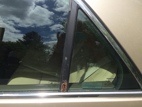 Replace Rusty Rear Door Quarter Sash 2003 Honda Accord EX V6 & Replace Rusty Rear Door Quarter Sash 2003 Honda Accord EX V6 - YouTube pezcame.com