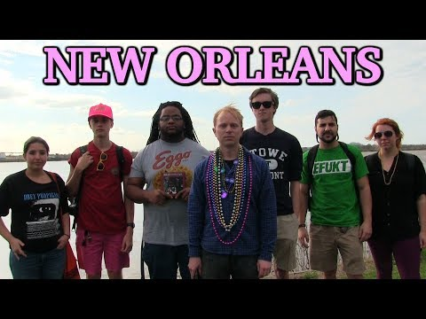 The Joe Goes Meetup In New Orleans