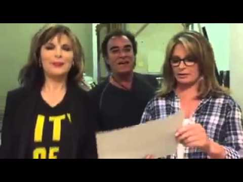 Days of our Lives Thaao, Lauren, and Deidre