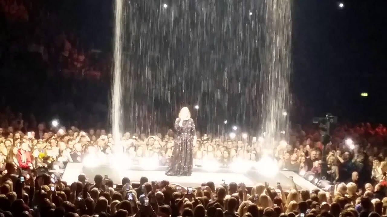 Belfast, Adele Live Tour