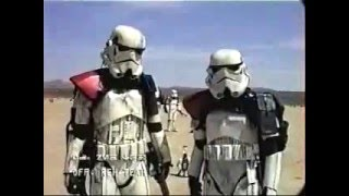 stormtroopers to the theme of cops (bad boys )