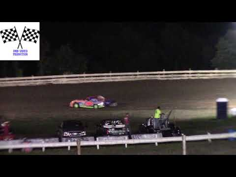 Hummingbird Speedway Pure Stock Feature 7/28/18