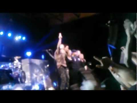 Nightwish-Anettes last show-ending-Salt Lake City