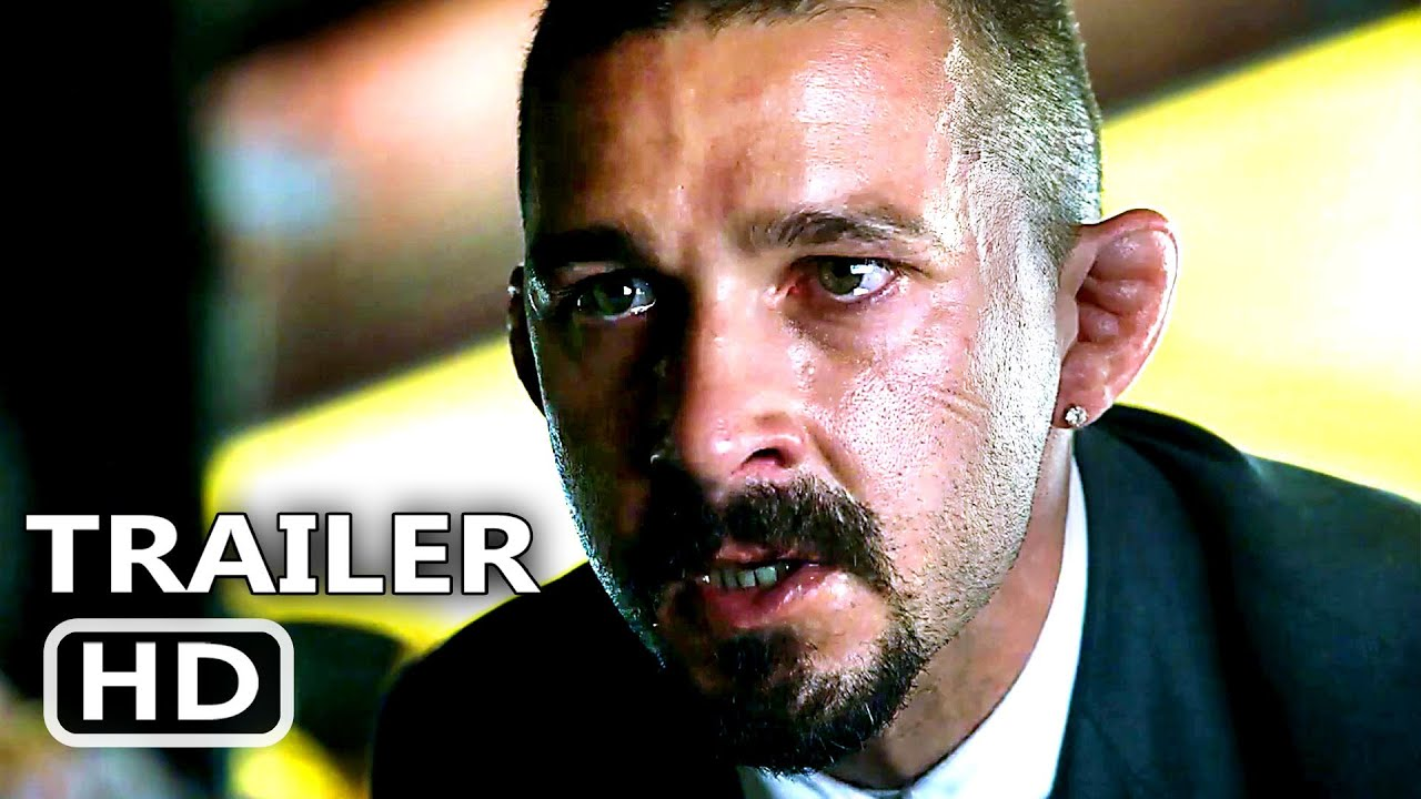 THE TAX COLLECTOR Trailer (2020) Shia LaBeouf Movie