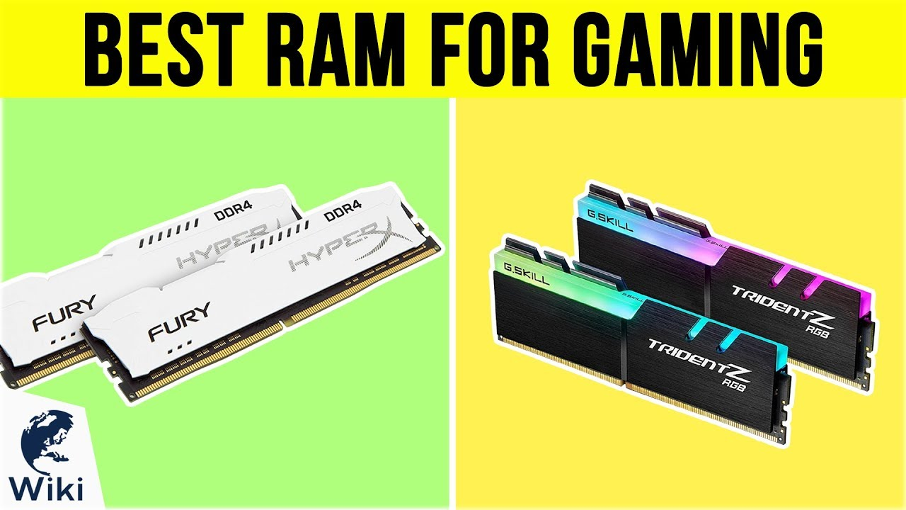 Top 10 RAM For Gaming of 2019   Video Review