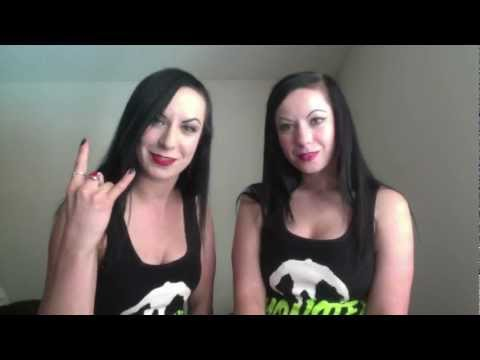 Hello Perth from the Twisted Twins