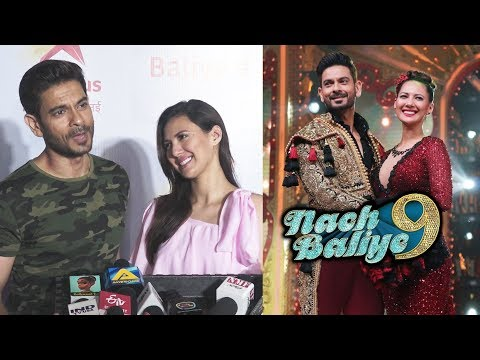 Rochelle Rao And Keith Sequeira At Nach Baliye 9 Success Party | Salman Khan Show