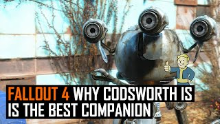 Fallout 4 - Why Codsworth is the best companion