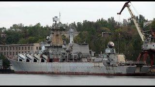 """Флотилия под нож. Как крейсер """"Украина"""" могут отправить на металлолом? Факты недели 16.04"""