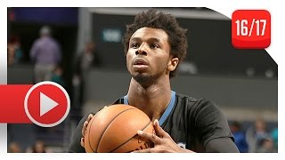 Andrew Wiggins Full Highlights vs Hornets (2016.12.03) - 29 Pts, CLUTCH! (Wolves Feed)