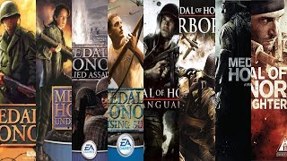 The Evolution of Medal Of Honor