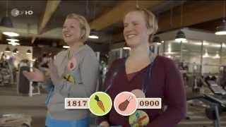 Vegetarier gegen Fleischesser - Das Duell - ZDFzeit (HD)