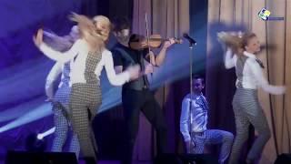 Концерт  Александра Рыбака  и группы