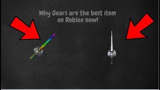 This is why Gears are good on Roblox now!