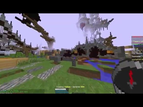 Mega Walls #3 Destroying With Hunter w/Cadderly (Max Hunter Gameplay)