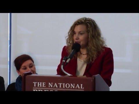 Jesselyn Radack calls for President Obama to pardon Jeffrey Sterling, 02-17-2016