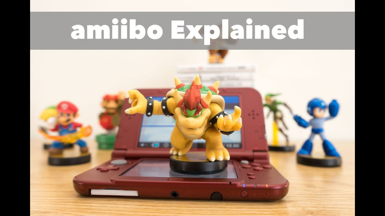nintendo s amiibo figures explained what are they and how to use