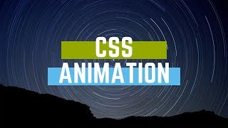 CSS Animatio…
