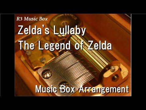 Zelda&39;s LullabyThe Legend of Zelda  Box