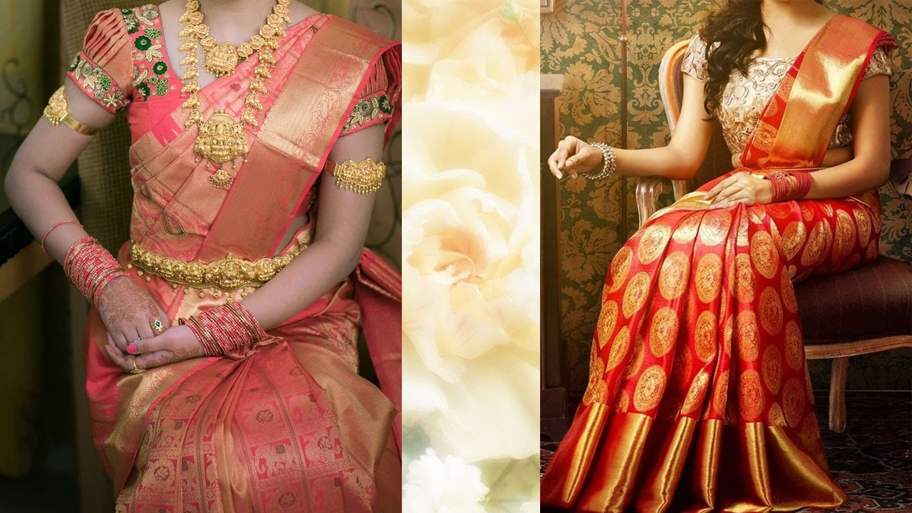 Fashion week How to pattu wear saree perfectly for lady