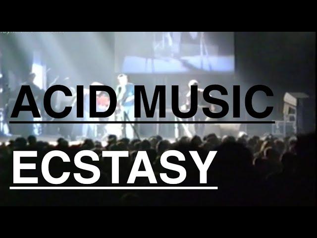 Lille , de la drogue dans un concert d'Acid Music