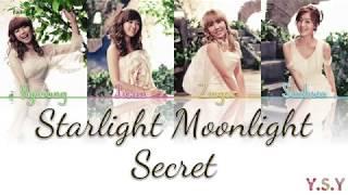 Secret (시크릿) - Starlight Moonlight (별빛달빛) [Han/Rom/Eng Lyric…