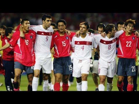 Южная Корея - Турция 2:3 Чемпионат мира 2002 (матч за 3 место) World Cup 2002 Korea Vs Turkey