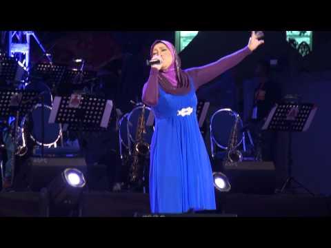 Kau Kunci Cintaku Di Dalam Hatimu-Live Performance Ramlah Ram @ Dataran Merdeka