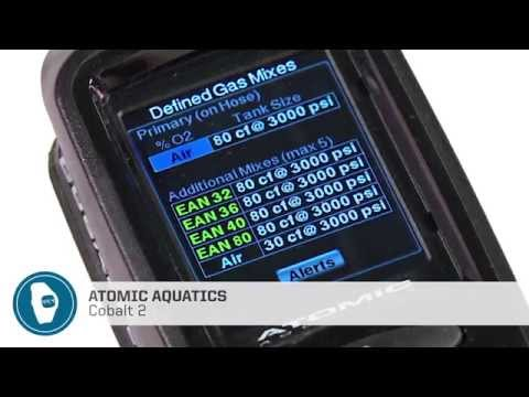 Atomic Aquatics Cobalt 2
