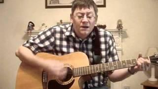 Mainline Florida - Eric Clapton acoustic guitar cover
