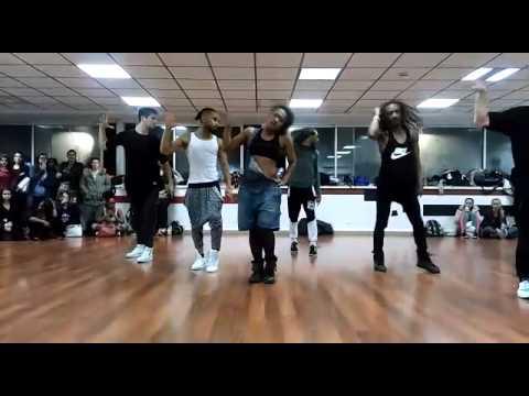 Lythana on Janet Jackson - BURN IT UP by M'y (DanceClass)