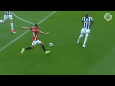 All Goals & Highlights Manchester United vs West Brom 0-0 - 1.04.2017